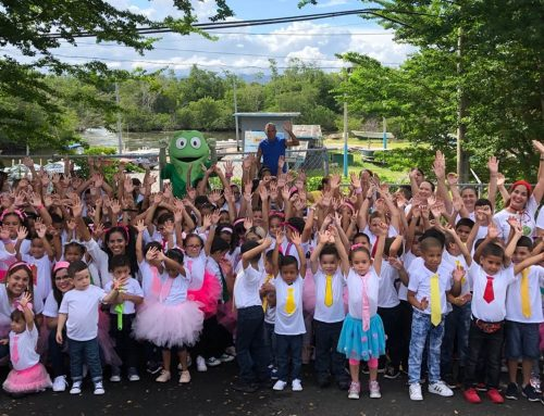 Escuelas Angélica Gómez Betancourt de Arecibo y la Ecológica de Dorado