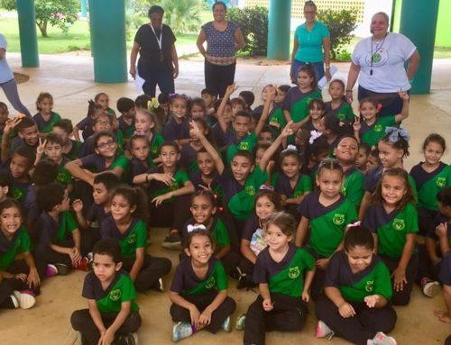Escuela Ecológica en Dorado Paraíso